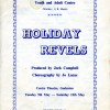 Holiday Revels 1967