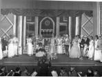 Cast of Cinderella at the Pavilion Theatre