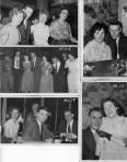 Members at a 1958 Dinner Dance