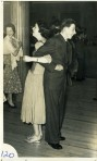Members at a Dinner Dance in the Cliff Hotel, Gorleston