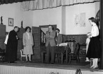 Production of a play at the centre's theatre - The Happiest Days of Your Life