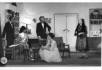 Drama group production of the farce