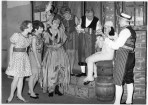 Photographs of the drama group production of the pantomime