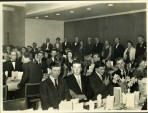 Guests, Officers & members at one of the annual Dinner & Dance events