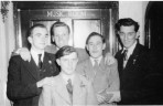 A group of Centre Members circa 1950