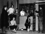 Drama group preparing for the production of Beauty & the Beast. Photograph contributed bt John Brooks