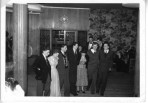 Photograph of dancers at dinner dance at Matthes.